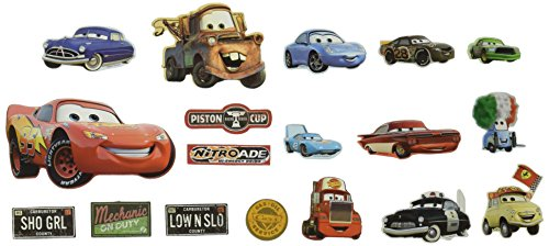 Sandylion Disney Cars Chipboard Medley ()