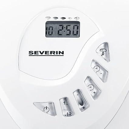 Severin 3990 - Fabricador de Pan de 600 W Capacidad Aprox. 750-1000 grs.