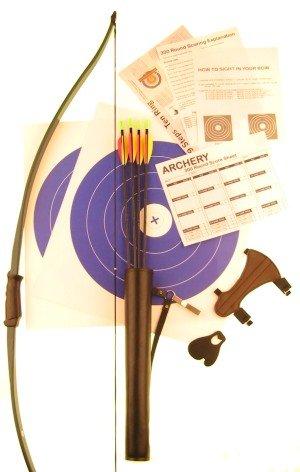 Economy Archery Finger Tab - 5
