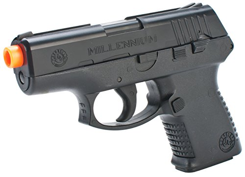 Taurus Millennium PT-111 Spring Powered Pistol, Black ()