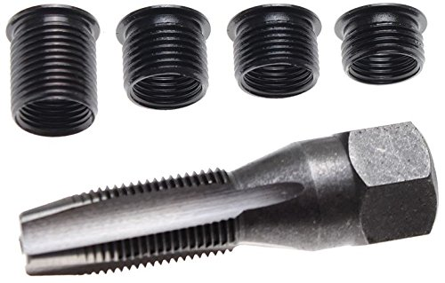 Bgs –  Candela Kit Di Riparazione Filettatura M14 x 1,25, BGS 150