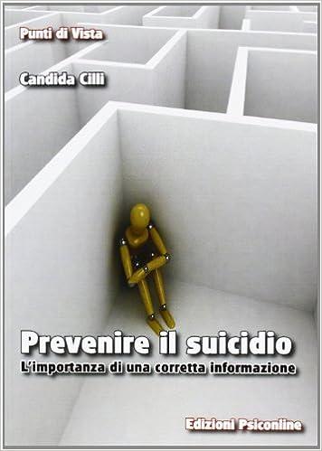Book Prevenire il suicidio. L'importanza di una corretta informazione
