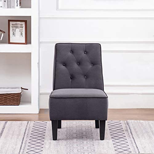 ANNJOE Armless Accent Chair