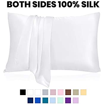 Amazon Com Qinman Satin Pillowcase Good For Hair Cool And