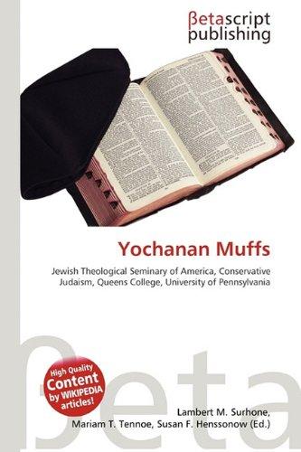 Yochanan Muffs