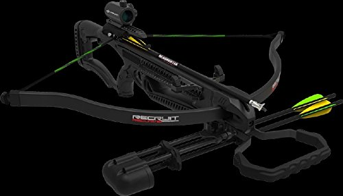 Barnett Recruit Recurve Crossbow Review