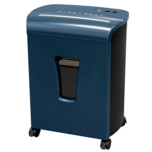 Why Should You Buy Sentinel FM101P-BLE 10-Sheet High Security Micro-Cut Paper/Credit Card Shredder w...