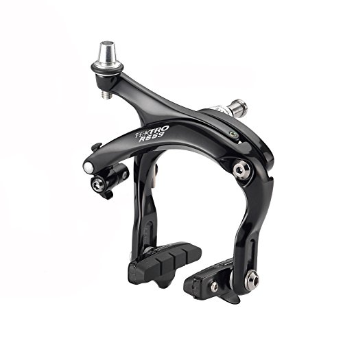 Tektro R559 Bike Bicycle Long Reach Road Calipers 55-73mm Black Front