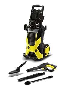 k rcher k t400 limpiador de alta presi n vertical negro amarillo hogar. Black Bedroom Furniture Sets. Home Design Ideas