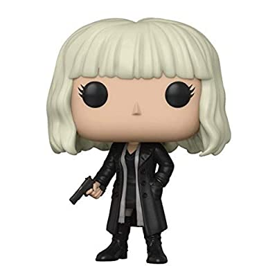 Funko Pop! Movies: Atomic Blonde Lorraine Outfit 2 (Styles May Vary) Collectible Figure, Multicolor: Funko Pop! Movies:: Toys & Games