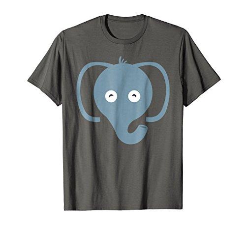 Cute Elephant Animal Costume, Funny Halloween (Halloween Elephant Makeup)