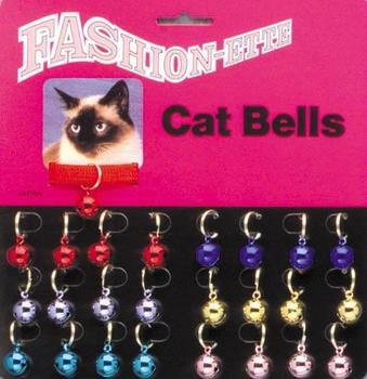 Pet Supply Imports Colored Jingle Bell 24ea/card by Unknown (Image #1)