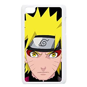 Ipod Touch 4 Phone Case for Naruto pattern design