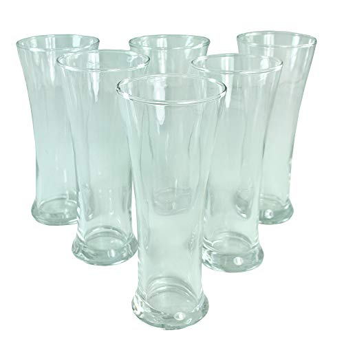 Anchor Hocking 83305L9 Libbey Drinking Glasses, 12-Ounce, Crystal clear ()