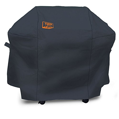 Yukon Glory 8263 for Weber Spirit 220 and 300 Series Gas Grills (Compared to the Weber 7106 Grill Cover) Review