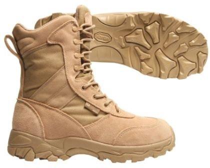 17078 - Desert Ops Boot Des Tan 5 (Blackhawk Warrior Wear Boots)