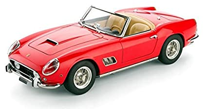 Amazon Com Cmc 1961 Ferrari 250 Gt Swb California Spyder Red