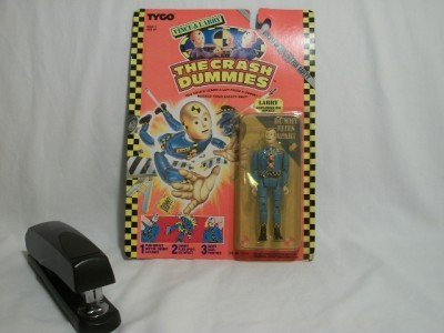 The Incredible CRASH DUMMIES Action Figure : SPIN by Crash Dummies -