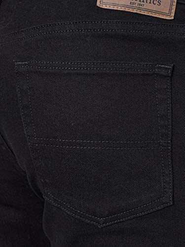 41i%2B8pkKfsL. AC Wrangler Authentics Men's Classic Relaxed Fit Flex Jean    Wrangler Authentics Men's Classic Relaxed Fit Jean. This jean is constructed with durable materials built for long-lasting comfort. Made with a relaxed fit, this jean sits at the natural waist and features a regular seat and thigh.