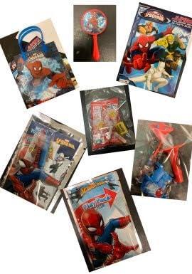 DIY Happy Easter Basket Spiderman Large Birthday Get Well Egg Eggs Toddler Kids Girls Boys Toys Games Activities Stuffed Plush Stuffers Filled Peeps Party Favors Spiderman Spider-Man Spider Man Decor