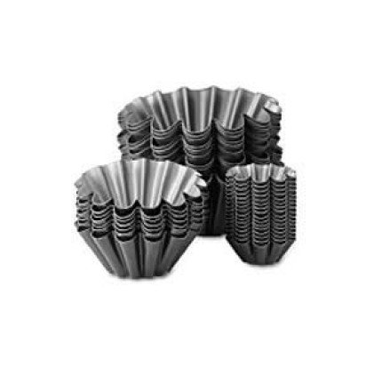 Gobel Fluted-Nonstick Brioche Mold 223010 , 5.5''