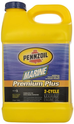 Pennzoil 3897 2PK Premium Outboard 2 Cycle