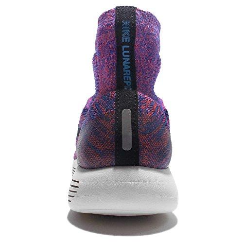 Nike Lunarepic Flyknit Hardloopschoenen Belangrijk Blauw 402