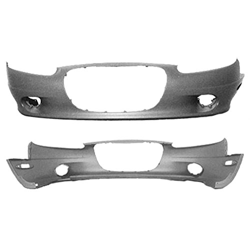 CPP Front Bumper Cover for Chrysler Concorde, LHS CH1000258