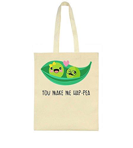 Hap You Peas Make Two Adorable Pea Me Bag Tote qqaE4gCfZ
