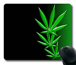 Weed Art Easter Thanksgiving Personlized Masterpiece Limited Design Oblong Mouse Pad by Cases & Mousepads