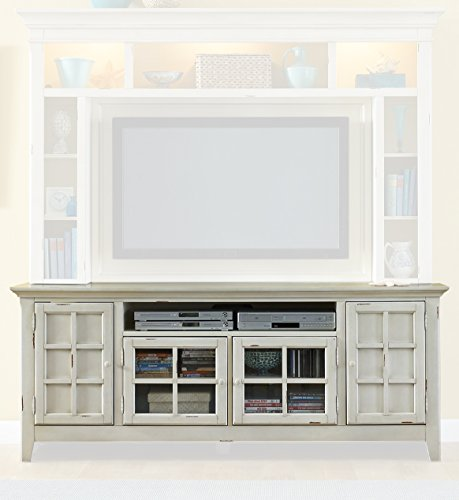 Liberty Furniture INDUSTRIES 840-TV00 New Generation Entertainment TV Stand, 75