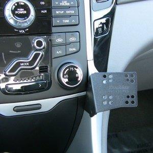 Panavise InDash Mount 2011 Hyundai Sonata 75118-211