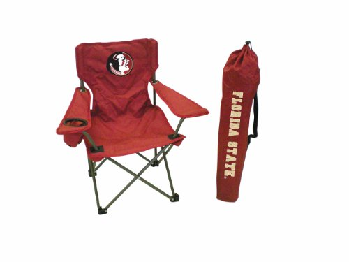 Rivalry NCAA Florida State Seminoles Youth Folding Chair With Carrying Case