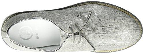 Damen Silver Silber Derby Oslo Bogner 14a wdqRZOx4