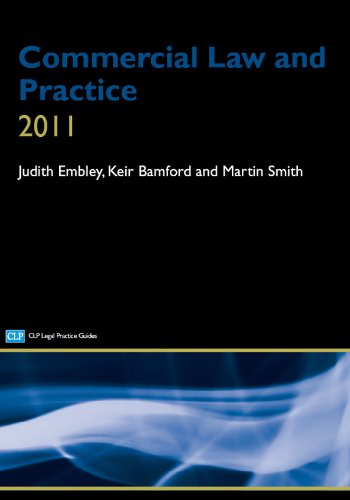 Commercial Law and Practice
