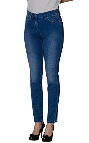 Push Bicolore Jeans Denim up 65465 v amp;polo Stretch Jeans fBBAU1q