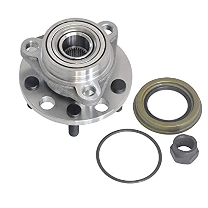 1 Set DRIVESTAR 513017K New Premium Wheel Bearing /& Hub Assembly for Chevy Buick Cadillac Olds