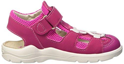 Pink Sandales Rose Pink Georgie Ricosta Fille Fermées 343 XA1ngx