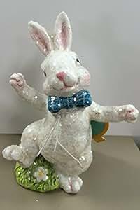 Little Bunny Boy Figurine