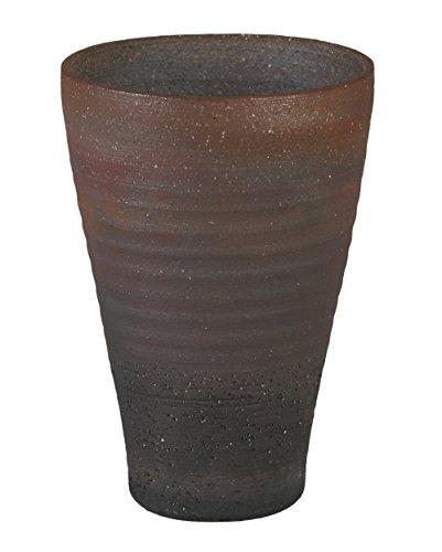 나가타니엔 맥주 컵 중(350ml) 숯소 ZS-32