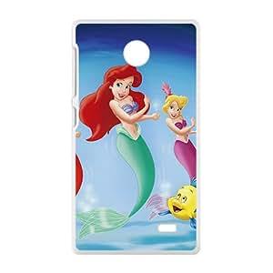 The Little Mermaid Phone Case for Nokia Lumia X case