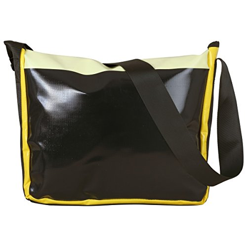 Sturm & Drang - Maxi messenger bag - Borsa in tela cerata - Borsa a tracolla - Borsa postino