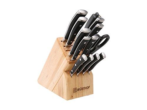 Classic Ikon Carving Set - Classic Ikon 14 Piece Knife Block Set