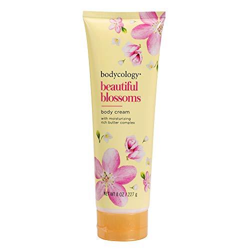 (Bodycology Body Cream - Beautiful Blossoms - 8 oz )