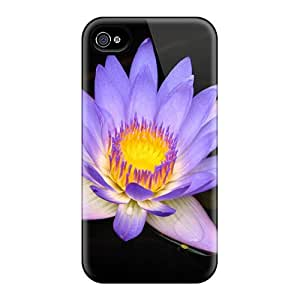 Case Cover Water Lily/ Fashionable Case For Iphone 4/4s