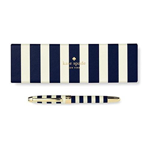 - kate spade new york Ballpoint Pen - Navy Stripe