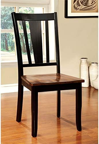 Furniture of America Delila Wood Dining Chair
