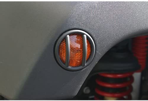 Rugged Ridge 11231.22 Textured Black Euro Guard for Side Marker