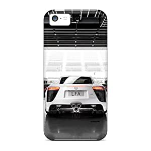 Cute Tpu AMGake Lexus Lfa Case Cover For Iphone 5c