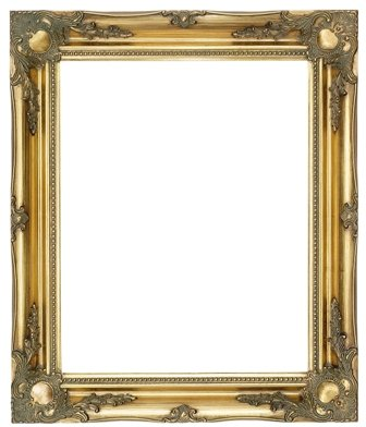 Quality Ornate Gold Wood Frames 3\
